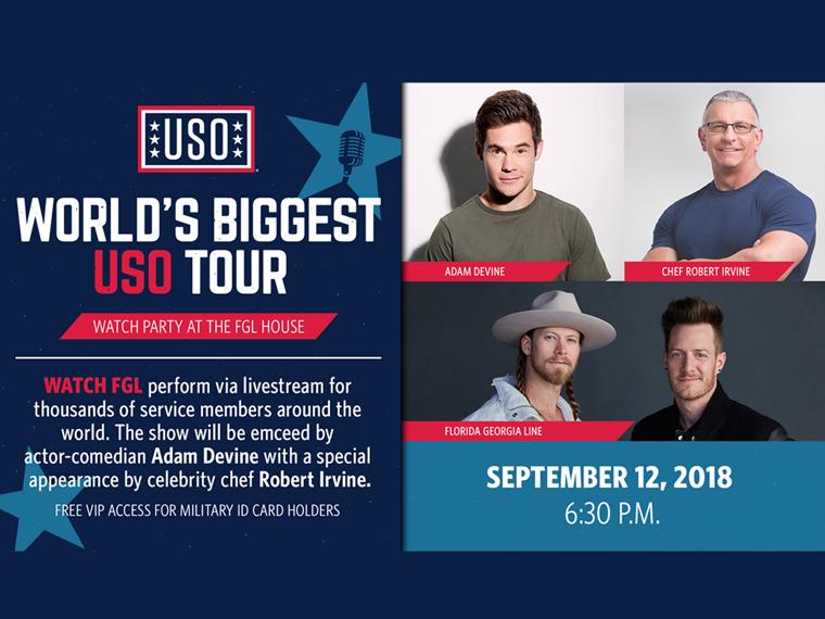Biggest USO