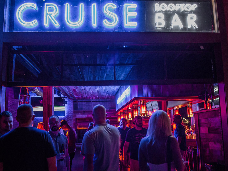 FGL House Cruise Rooftop Bar
