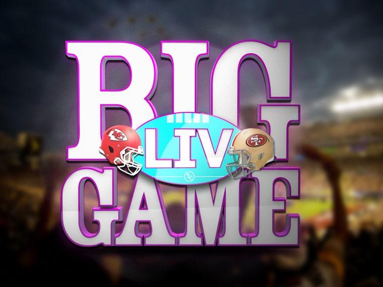 Big Game LIV