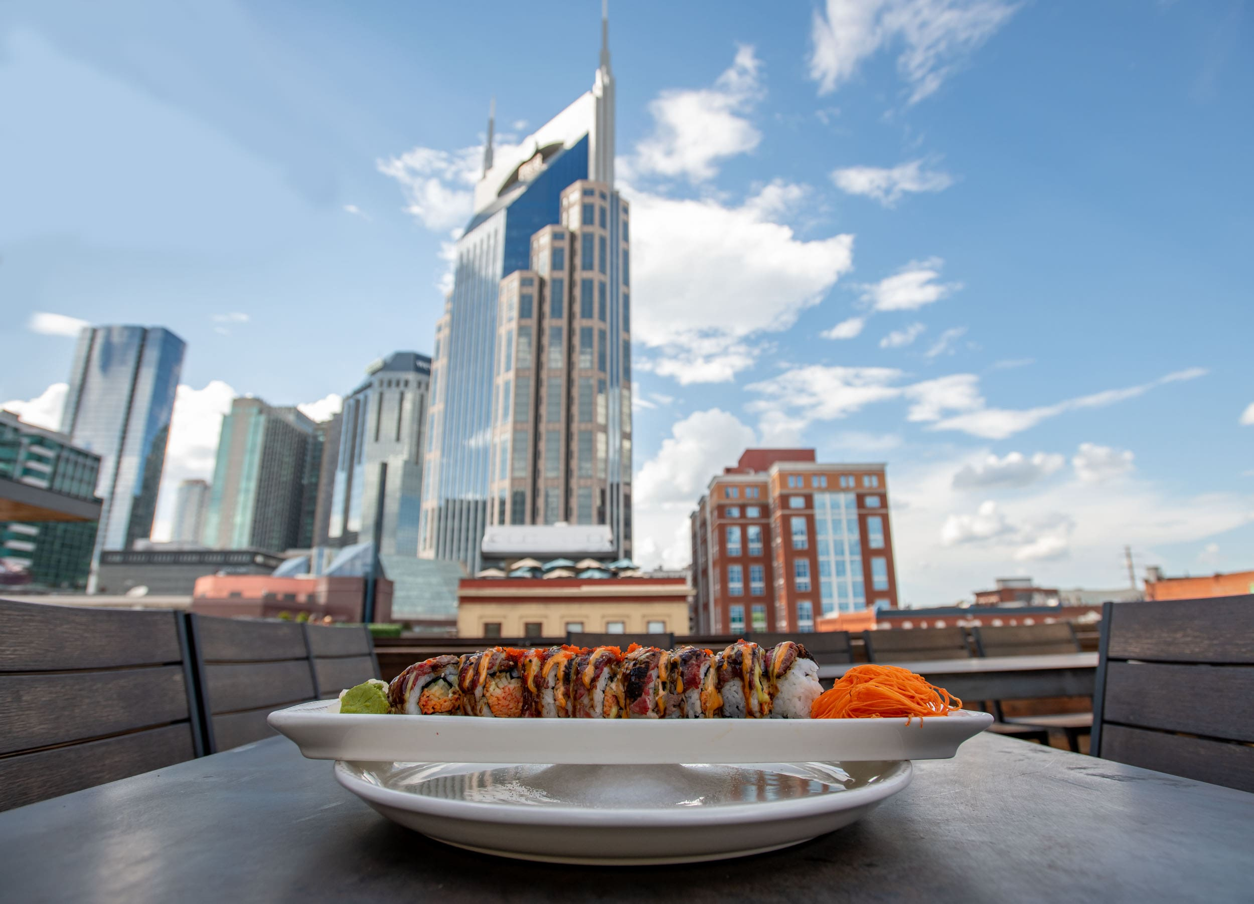 Rooftop Sushi