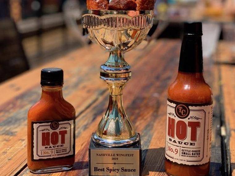 TC Hot Sauce