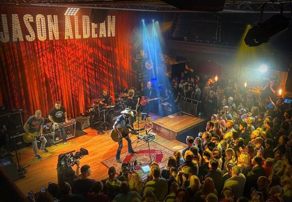 Jason In Concert