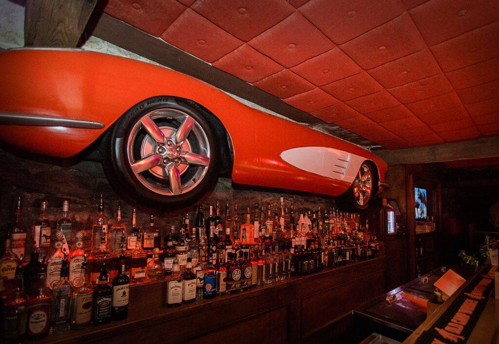 Little Red Corvette Bar