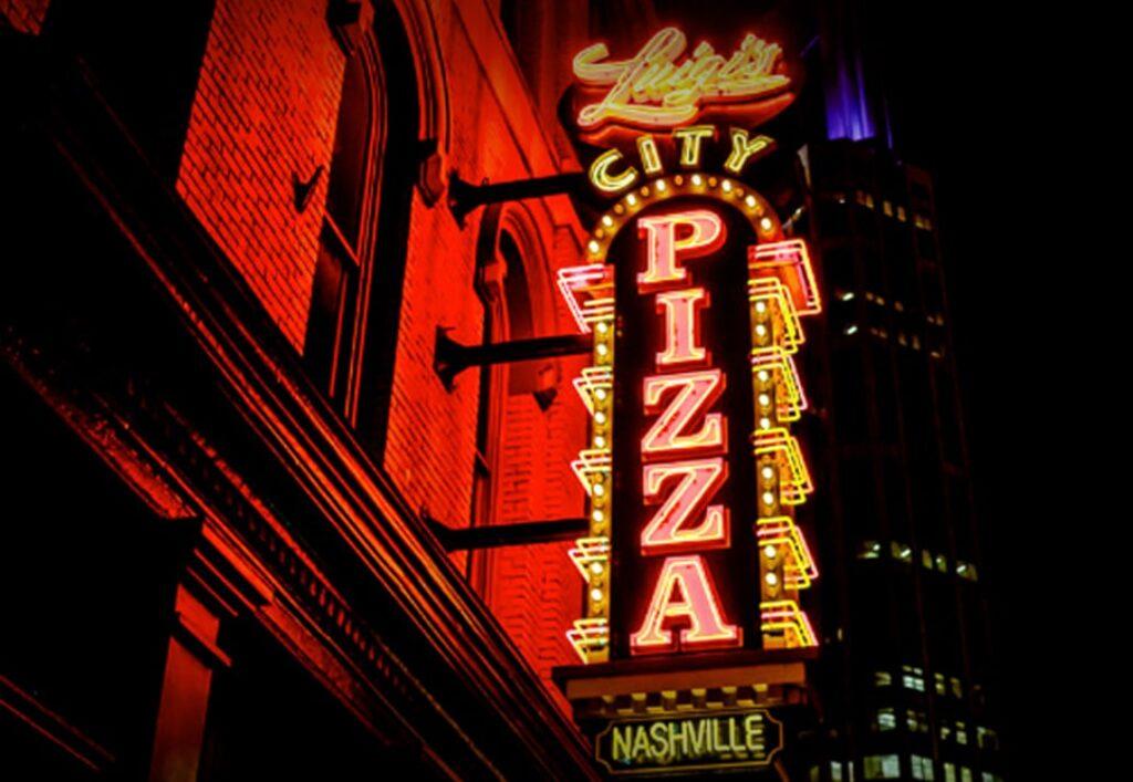 Luigi's City Pizza