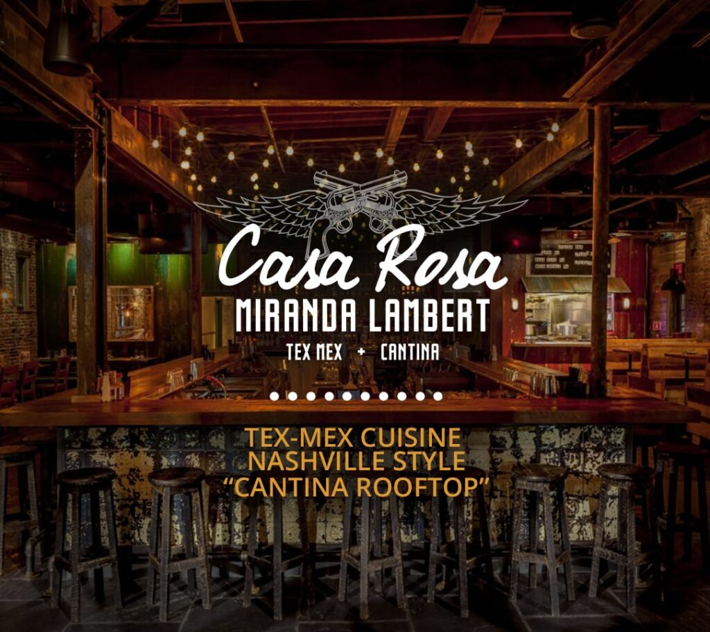 Miranda's Casa Rosa