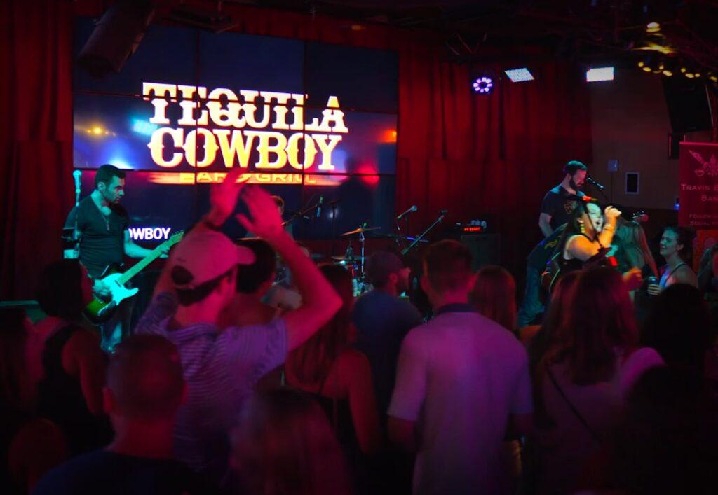 Tequila Cowboy
