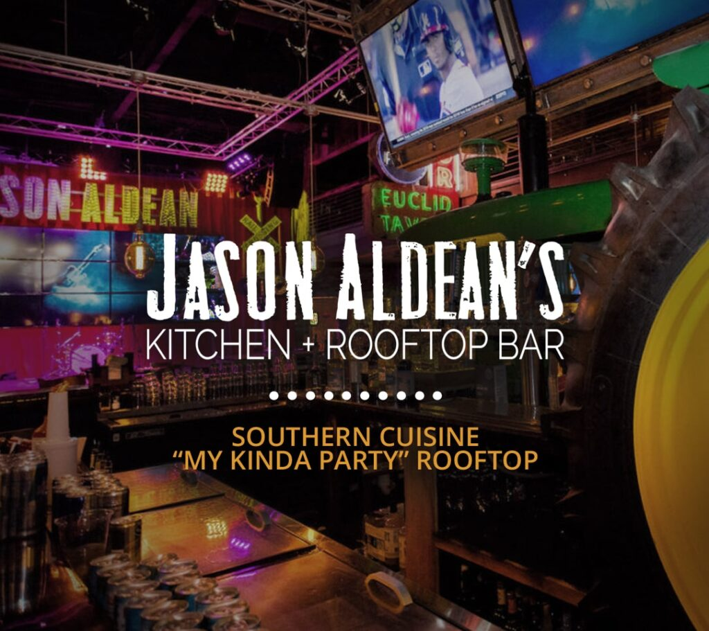 Jason Aldeans Kitchen + Rooftop Bar