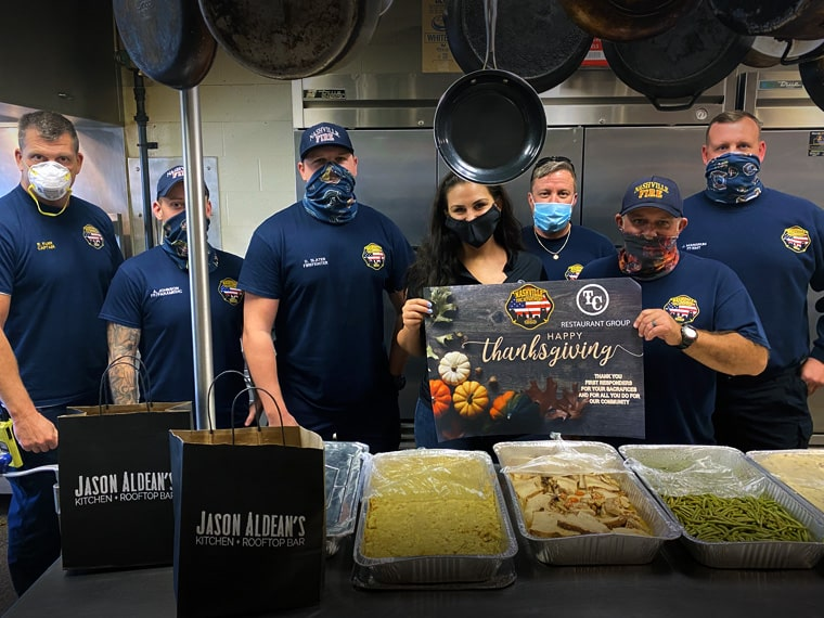 2020 Thanksgiving TC Gives Back