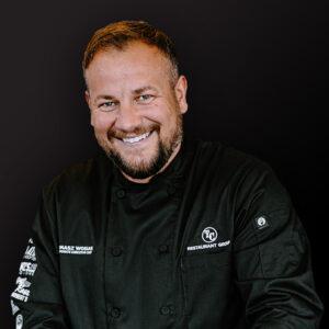 Chef Tomasz Wosiak