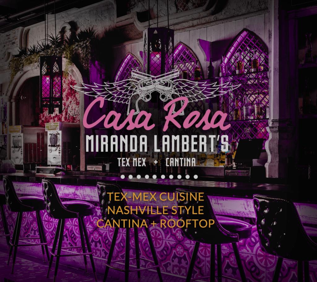 Miranda Lambert's Casa Rosa